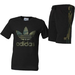 Adidas camouflage completo