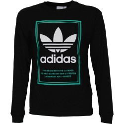 Adidas tongue label t-shirt