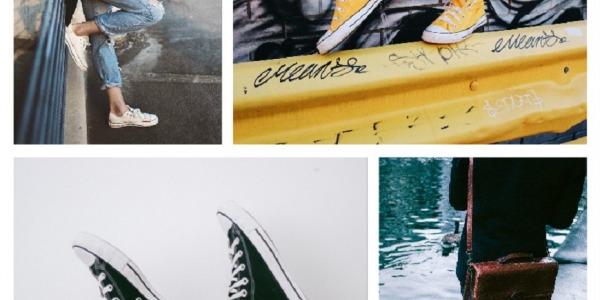 Converse: storia delle sneackers per eccellenza